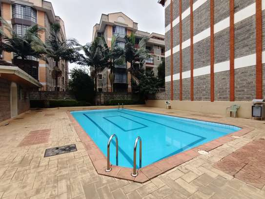 3 bedroom apartment for rent in Kileleshwa image 18