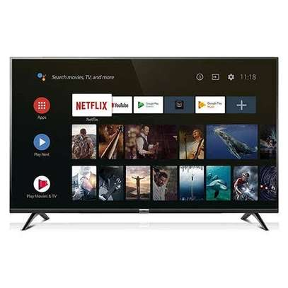 Tcl 43 Inch Smart android  4k  Tv