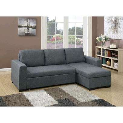 Modern Sofas/Four seater L shaped sofas image 1