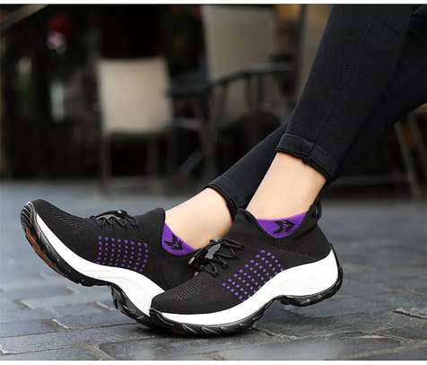Ladies sneakers available image 1