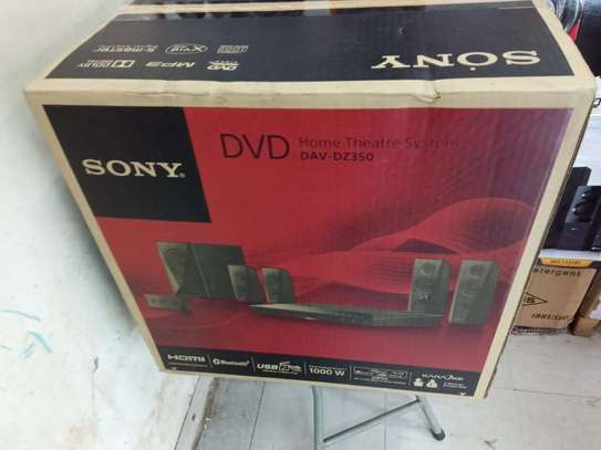 Sony (DAV-DZ350) Home Theater system 5.1 Channel image 1