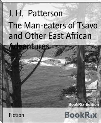 The Man-eaters of Tsavo and Other East African Adventures image 1