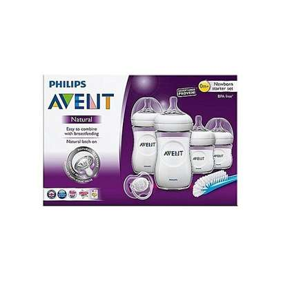 Philips Avent Natural Newborn Starter Set - Clear image 2