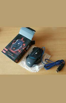 Optical Gaming Mouse 7 Buttons