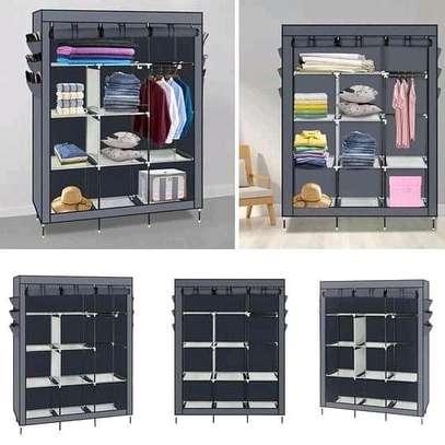 Portable Wooden wardrobes