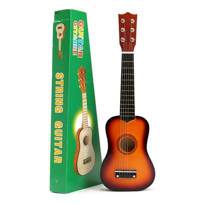 21'' Kids Toys Basswood Acoustic Guitar Music Instrument