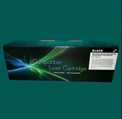 Compatible HP HP 85A (CE285A) Black Laser Toner Cartridge image 1