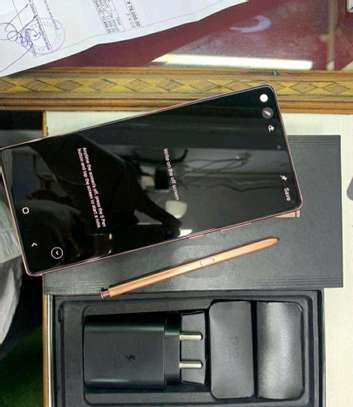 Samsung Galaxy Note 20  || 256 Gigabytes || In Mint Condition image 5