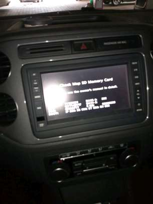 CAR STEREO SYSTEM SD CARD MAP / NAVIGATION SOFTWARE