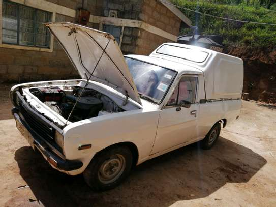 Datsun 1200 pick well mantained image 6
