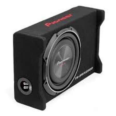 Pioneer TS-SWX2502 Enclosed Subwoofer. image 1