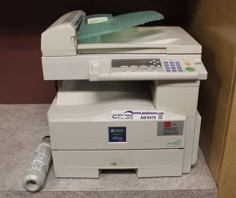 RICOH PHOTOCOPIER/ PRINTER SERVICE $ REPAIR TECHNICIAN image 3