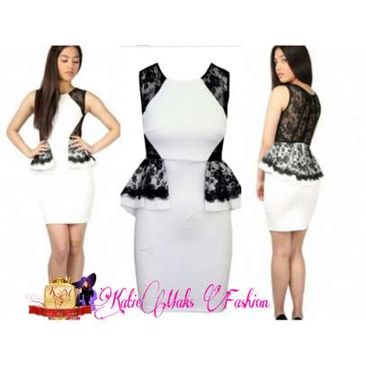 Party Mini Dresses Made in U.K image 4