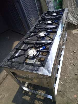 Stainless Steel Gas Burners image 2