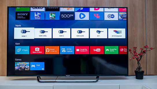 Sony 55 inches Android Smart 4K Tvs X8000G image 1