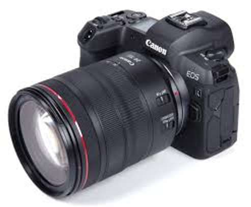 Canon EOS R Mirrorless Digital Camera Lens 24-105mm image 1
