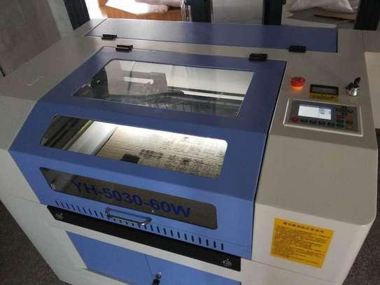 New Laser Engraving machine 130*90cm 100watts image 3