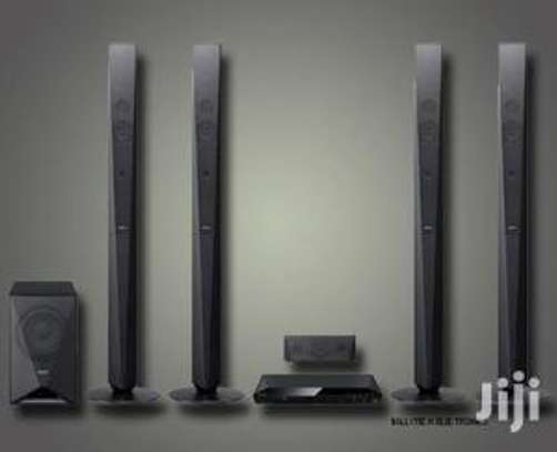 New Sony HomeTheatre Dz 950 image 1