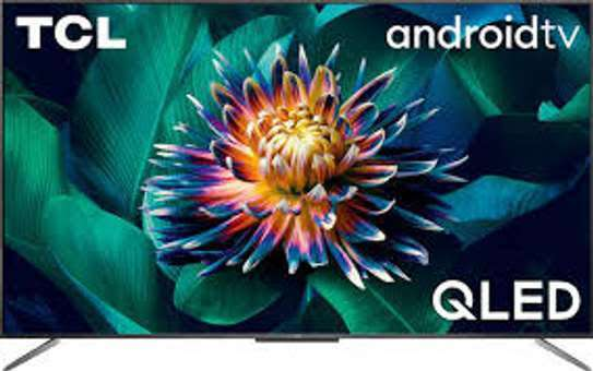 TCL 55 inches Q-LED Android Smart 4k Tvs 55C715 image 1