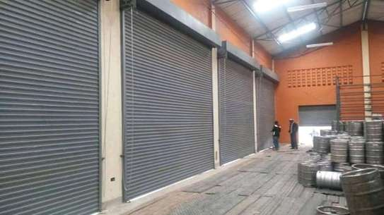 ROLLER SHUTTER DOORS fabrication and installation image 4