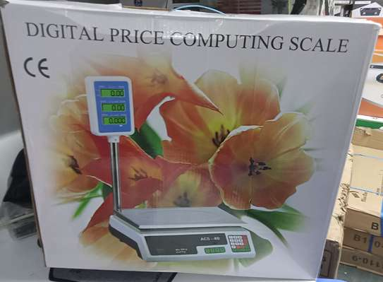 weighing scale /digital weighing scale image 1