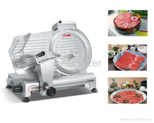 MEAT SLICING MACHINES image 1
