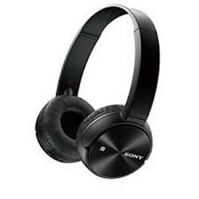 sony wireless stereo headset image 1