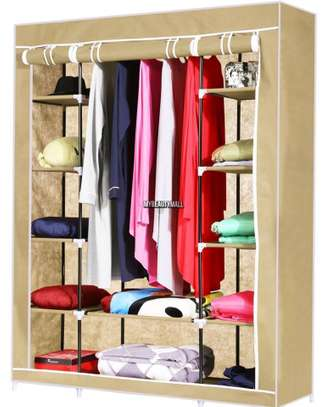 PORTABLE WARDROBES SOLID WOOD image 3