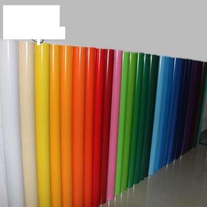 Adhesive Vinyl Roll . image 1