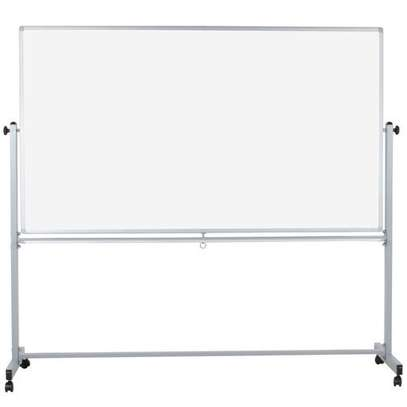 5*4ft Portable one sided whiteboards image 1
