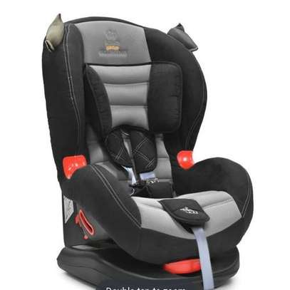 Superior Infant Car Seat - Grey (0-7yrs) image 2