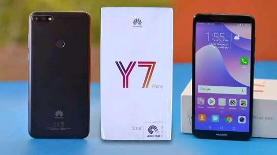Huawei Y7 prime 64GB, WHOLESALE PRICE image 2