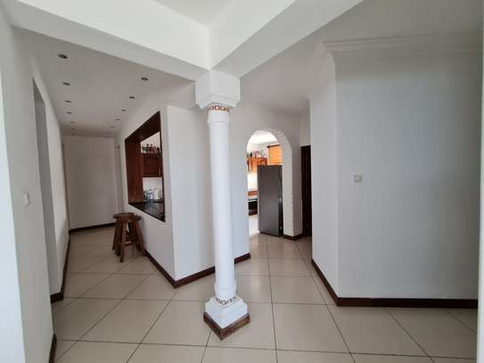 Furnished 3 bedroom apartment for rent in Nyali Area image 17