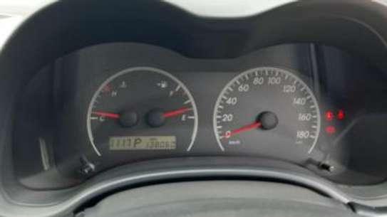 2009 Toyota Axio KCG 1500cc auto petrol Mint image 6