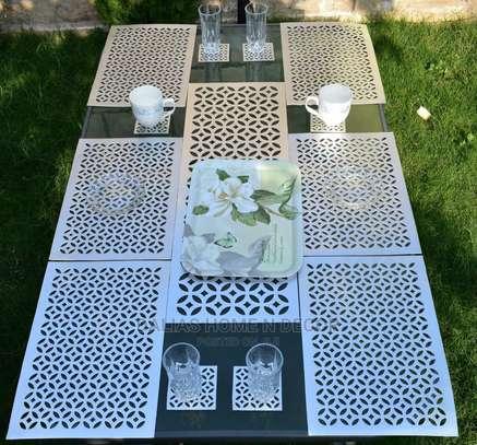 13pcs Non Woven Tablemats Set image 2
