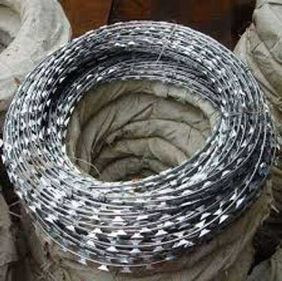razor wire and barbed fencing installations in kenya