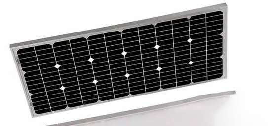 monocrystalline  120 watts panel image 1