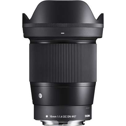 Sigma 16mm f/1.4 DC DN Contemporary Lens for Canon EF-M image 2