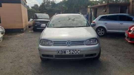 2006 Volkswagen Golf KBW Petrol 1.8litre Auto. S. Wagon image 6