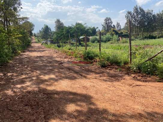0.05 ha land for sale in Kikuyu Town image 5