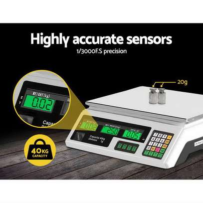 Digital Electrical  Weight Computing Scale-30kg image 1