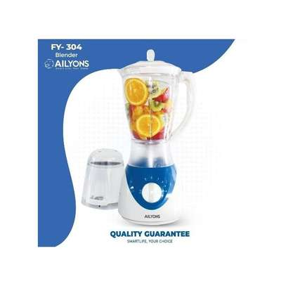 AILYONS 2 IN 1 Long Lasting Blender And Grinder image 2