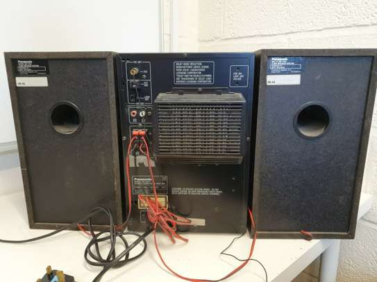 Panasonic CD Stereo System image 3