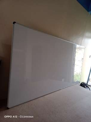 dry ease whiteboard 8*4ft image 1