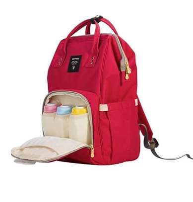 Insulated Diaper Backpack image 3