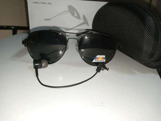 Bluetooth aviator sunglasses image 1