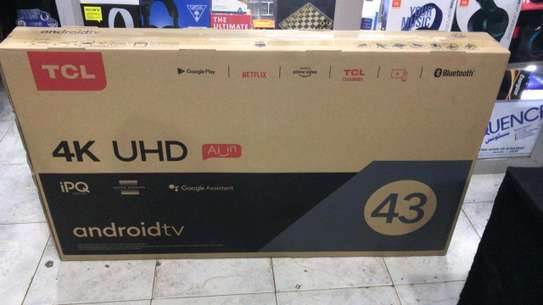 Tcl 43 inch android tv image 1