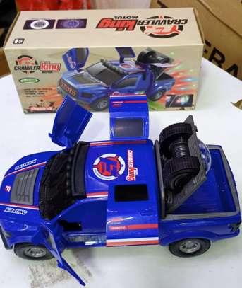 Blue Toycar image 1
