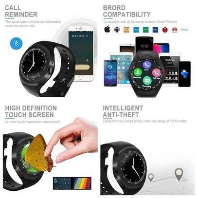 Smart Gear Y1 Sporty Touchscreen Smart Watch Phone image 1