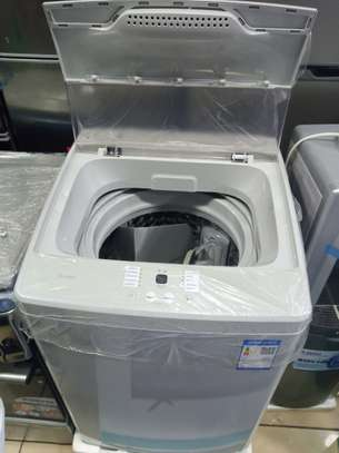 Redmi washing machine 8kg fully automatic wash and dry image 1